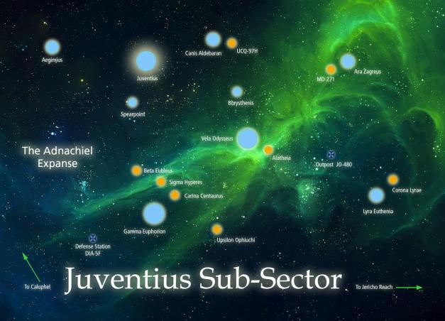 juventius sub-sector