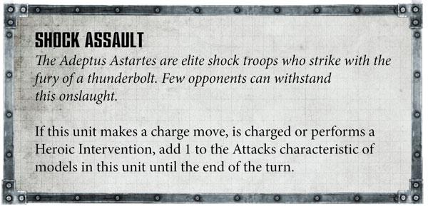 shock assault